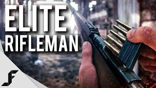 ELITE RIFLEMAN - Battlefield 1