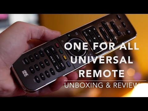 Xxx Mp4 URC7960 One For All Universal Remote Review 3gp Sex