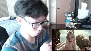 Alice Through the Looking Glass Official Grammy Trailer (2016) Reaction+Review