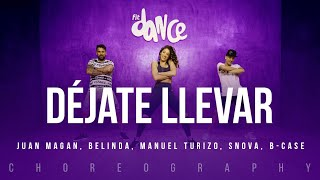 Déjate Llevar - Juan Magan, Belinda | FitDance Life (Coreografía) Dance Video