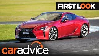 2017 Lexus LC500 review | CarAdvice