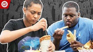 BEST New York City Food   Throwback Throwdown