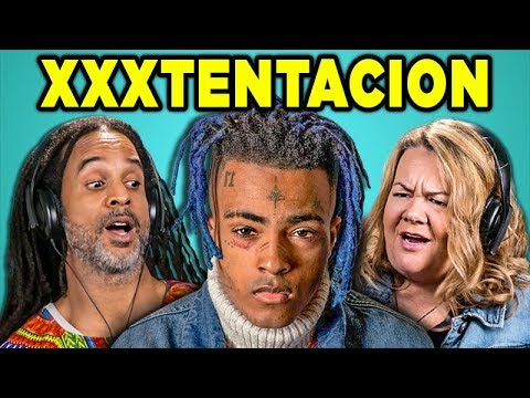 Xxx Mp4 PARENTS REACT TO XXXTENTACION SAD Changes Jocelyn Flores 3gp Sex