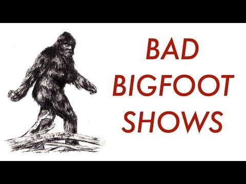 BAD BIGFOOT SHOWS ralphthemoviemaker