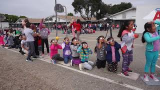 Solar eclipse wows students at Adam Elementary