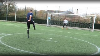 EPIC LAY OFF FOOTBALL CHALLENGE!!