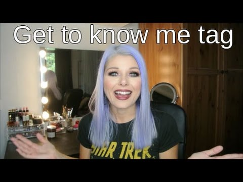 Get to know me tag Angelica Nyqvist