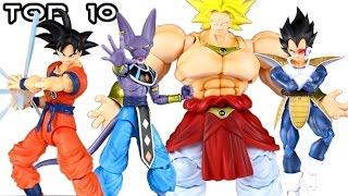 Top 10 S.H. Figuarts Dragon Ball Figures