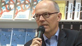 Leipziger Buchmesse 2017 – Dr. Robert Staats im Gespräch