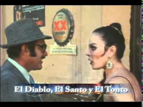 Xxx Mp4 Cine Estelar Promocional QuotEl Diablo El Santo Y El Tontoquot 3gp Sex