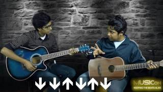 Bhalobasha tarpor Guitar Tutorial - গিটার শেখা সহজ