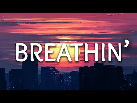 Ariana Grande ‒ breathin Lyrics