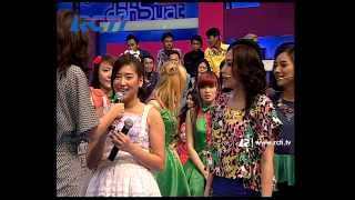 Dahsyat 11 Dec 2013 -  JKT48 & Cherrybelle, Ayu Dewi Gemes :-)
