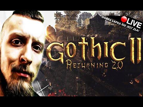 GOTHIC 2 - RETURNING 2.0 / DEMON POKONANY! :0
