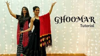 Ghoomar Tutorial I Team Naach Choreography