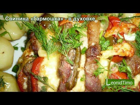 Свинина в духовке рецепт из свинины в фольге с картошкой