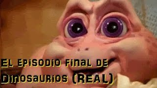El deprimente episodio final de Dinosaurios