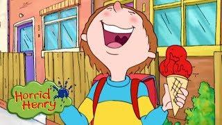 Horrid Henry - Ice Cream Dream   Cartoons For Children   Horrid Henry Full Episodes   HFFE