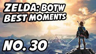 Zelda BOTW Best Moments | No. 30 | NarcissaWright, KneeColeslaw, kenZ, CodyCantCarry, jacksepticeye