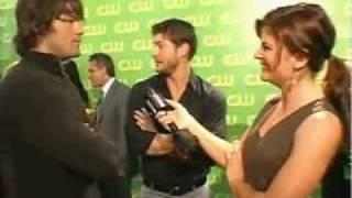 Jensen Ackles & Jared Padalecki talk smack