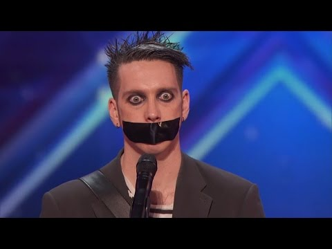 America s Got Talent Tape Face All Acts