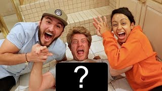 BIRTHDAY SURPRISE MAKES HIM FREAKOUT!!