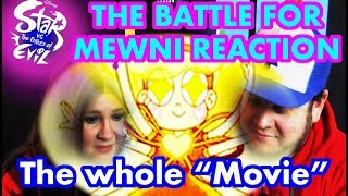 Star vs The forces of Evil - The Battle for Mewni Reaction, Entire