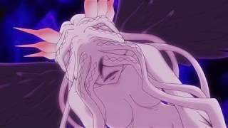 Raguelmon + Ophanimon Falldown Mode FUSION - Digimon Adventure Tri OVA 5 Kyousei