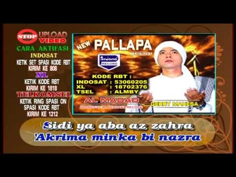 KARAOKE NEW PALLAPA RELIGI AL MADAD GERRY MAHESA