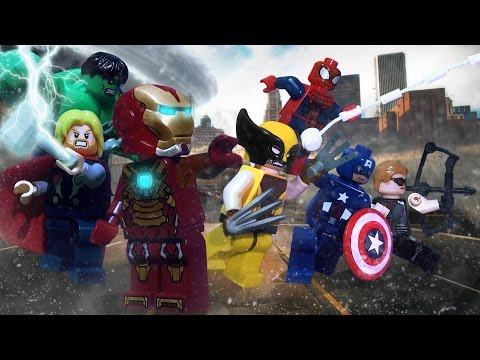 Lego Avengers Rise of Ultron