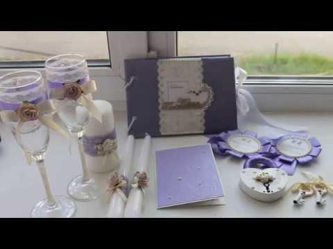 Мастер класс свадебные мелочи своими руками 79