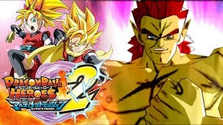 GETTING COMEPLETELY DESTROYED BY UNBOUND BOJACK!!! | Dragon Ball Heroes Ultimate Mission 2 Gameplay!