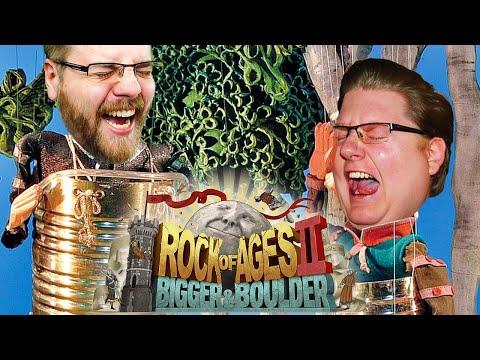 Schepper depper roll roll 🎮 Rock of Ages 2 10
