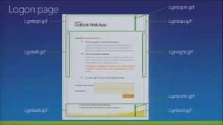 Customizing OWA Exchange 2010