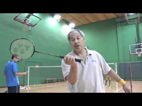 How To Return a Smash - Badminton Tips