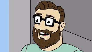 """Tom and Dan Toons! - Season #4 - Episode #7 - """"Sweating #2"""""""