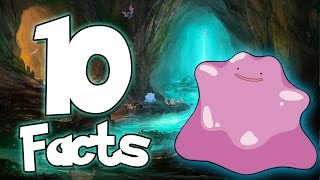 10 Facts About Ditto That You Probably Didn't Know! (10 Facts) | Pokemon Facts