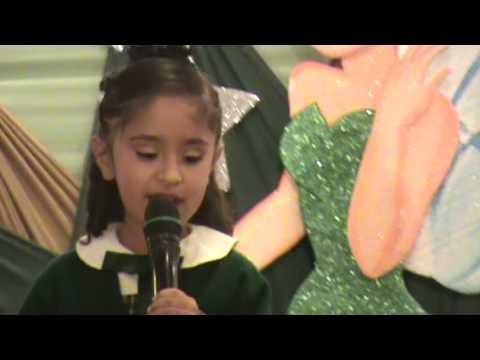 Hermosa Poesía a la I.E.Santa María Reina Feliz 17 Aniversario