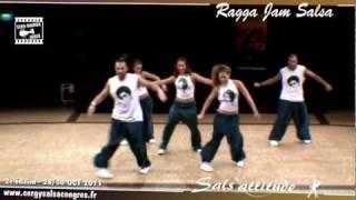Ragga Jam Salsa - show @ CERGY SALSA CONGRES