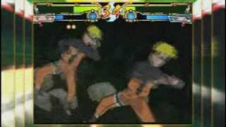 Naruto shinobi retsduen III Trailer 2