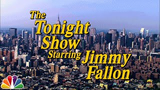 Tonight Show's TGIF Theme Song