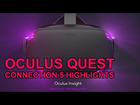Oculus Quest Highlights from Connect 5