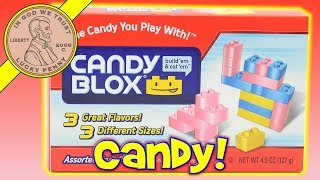 Candy Blox - The Candy You Play With - Cherry - Blueberry & Banana