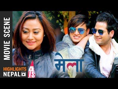 Xxx Mp4 केटीको लागि पर्यो झगडा New Nepali Movie MELA Scene Salon Basnet Aashishma Nakarmi 3gp Sex