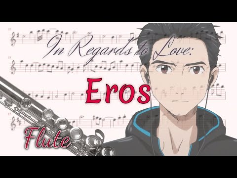 Download In Regards to Love: Eros - Yuri!!! on Ice (Flute)