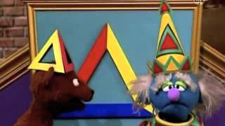 Sesame Street #4144 - The Triangle Lover of the Day