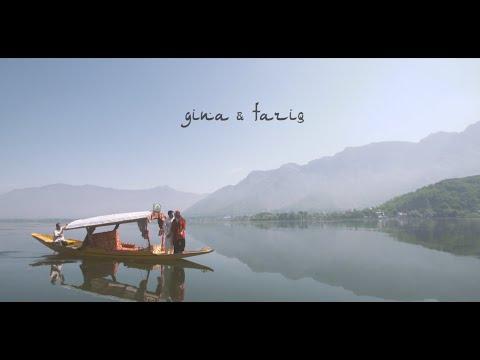 Love in Paradise : A Kashmiri Wedding Video in Srinagar {Gina + Tariq}