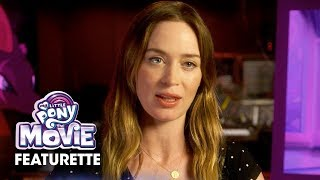 My Little Pony: The Movie (2017) Official Featurette – Emily Blunt, Sia, Zoe Saldana