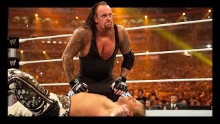 Every Superstar to kick out of The Undertaker's Tombstone