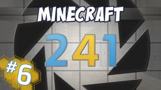 241 Minecraft Puzzle Map - Part 6 - Ender Pearl Madness